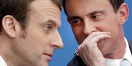Ex-premier Valls voorlopig niet welkom bij En Marche!