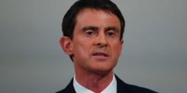 Ex-premier Valls na afwijzing Macron: 'Hij is gemeen en heeft me vernederd'