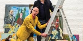 Kamagurka en Herr Seele brengen met eigen uitgeverij oeuvre Cowboy Henk uit