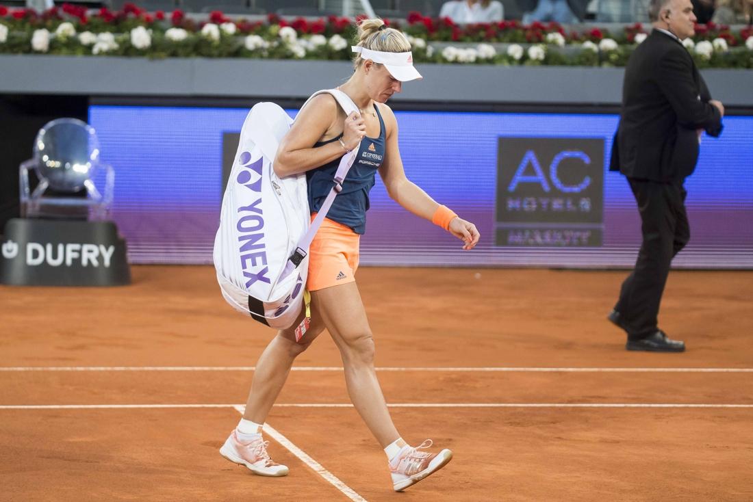 Angelique Kerber Ranking