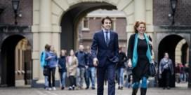 Regeringsvorming Nederland vastgelopen