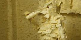 Stel dat elke e-mail een post-it was. Zou u er dan nog zoveel versturen?