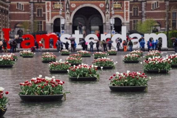 Amsterdam vertelt waar u lang moet aanschuiven