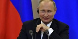 Poetin schiet Trump te hulp: 'Trump heeft ons geen geheimen gegeven'