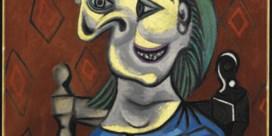 De Picasso die werd klemgereden in Parijs