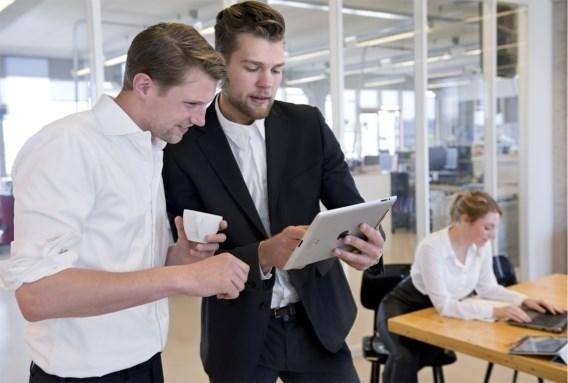 Aantal startende ondernemers naar recordhoogte