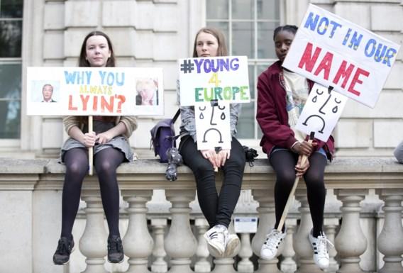 Britse jeugd registreert zich massaal om te kunnen stemmen
