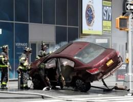 'Niets wijst op terrorisme' bij incident Times Square