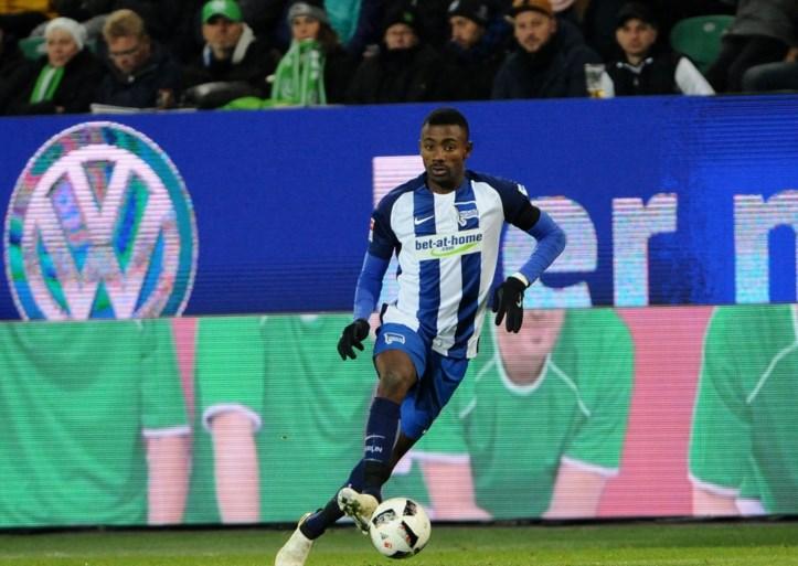 Ivoriaans bondscoach Marc Wilmots neemt Salomon Kalou op in zijn eerste selectie