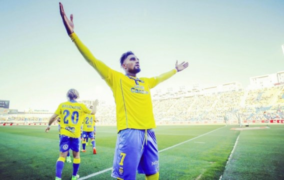 Kevin-Prince Boateng verlengt tot 2020 bij Las Palmas