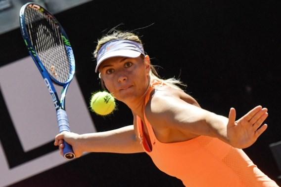 Sharapova krijgt wél wildcard in Birmingham
