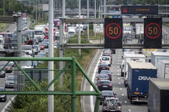 Snelheidslimiet op autosnelweg ter discussie
