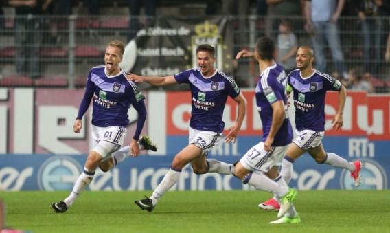 Anderlecht pakt 34ste landstitel