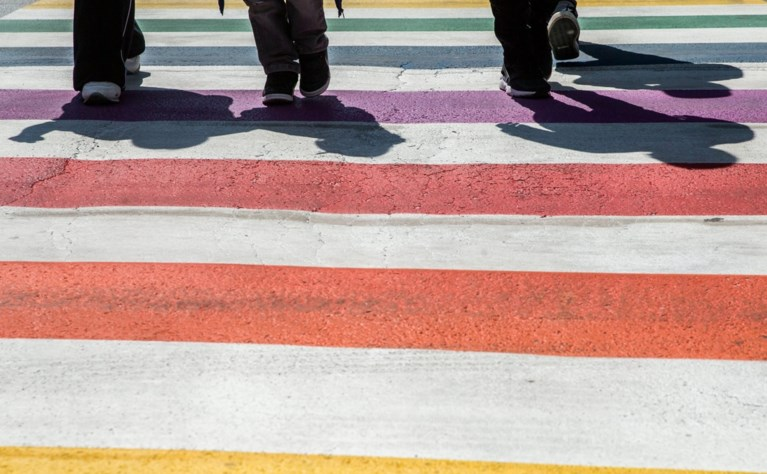Belgian pride kleurt Brusselse straten