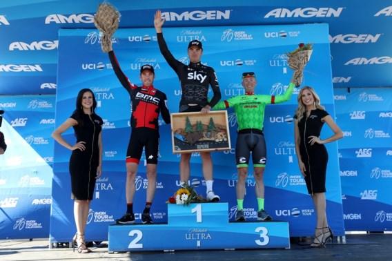 Jon Dibben wint tijdrit in Ronde van Californië