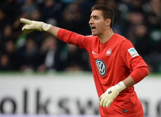 Casteels en Wolfsburg moeten barrages voor degradatie spelen, Thorgan Hazard aan het kanon