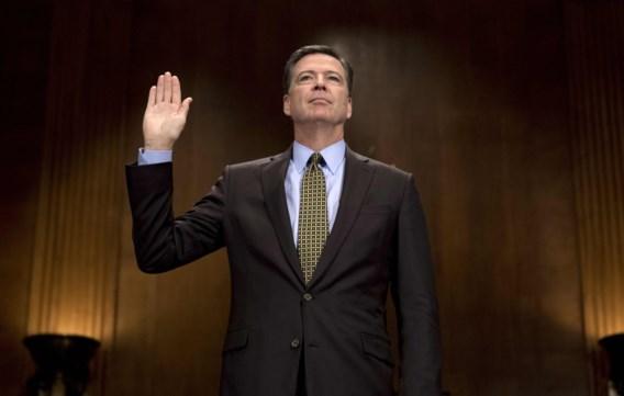 Gewezen FBI-baas verbreekt onverwacht stilte: 'Wil getuigen'