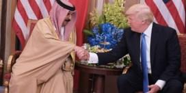 Trump ontmoet koning Bahrein: 'grote eer'