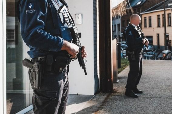 'Belgische politie kleiner dan in buurlanden'