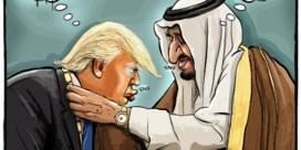 We zijn nog lang van Trump niet af