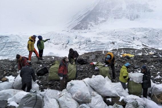 Vier klimmers dood in tent gevonden op Everest