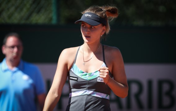 Zanevska en Van Uytvanck bereiken laatste kwalificatieronde op Roland Garros