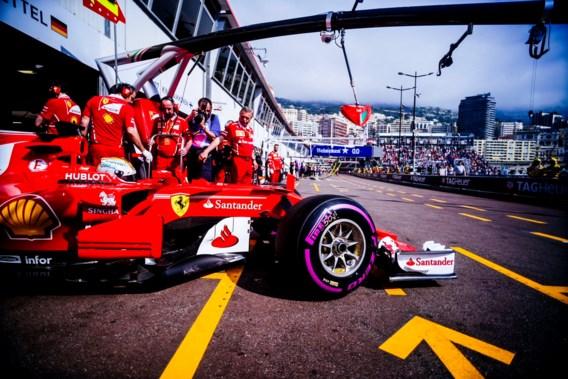 Sebastian Vettel snelste in Monaco, Vandoorne elfde