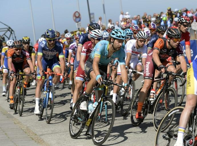 Mathieu van der Poel is de snelste van elitegroep in tweede etappe van Baloise Belgium Tour