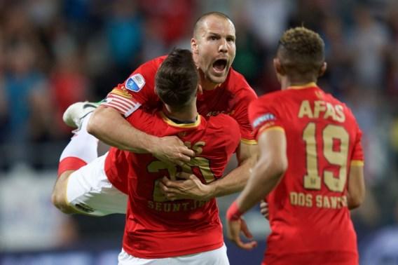Stijn Wuytens kan met AZ Europees voetbal al ruiken