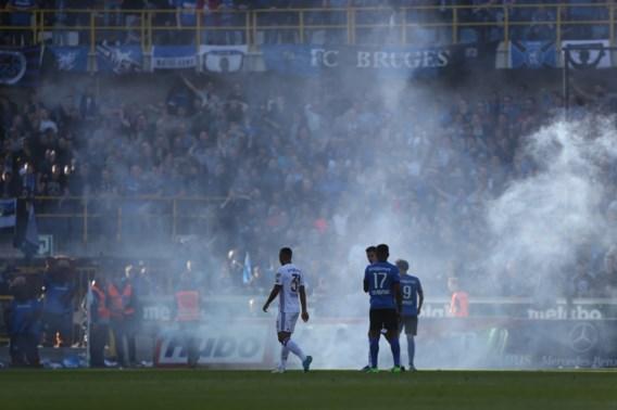 Bondsparket vervolgt Club Brugge voor supportersincidenten in topper tegen Anderlecht