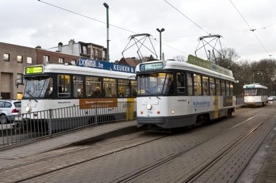 Antieke trams te koop