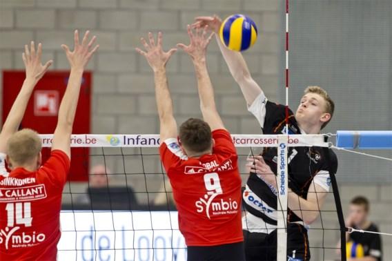 Roeselare trekt nieuwe volleyballer aan