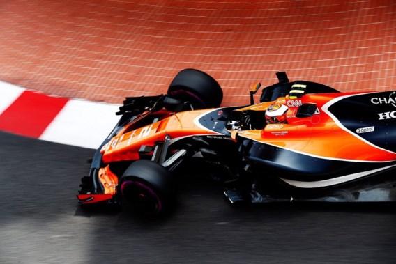 Vandoorne voelt zich comfortabel in straten van Monaco: