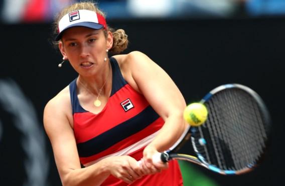Belgische vrouwen wacht lastige tegenstand in openingsronde Roland Garros