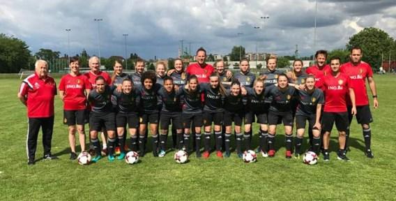 Jonge Red Flames starten EK-kwalificatie met zege