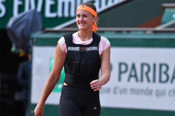 "Française Mladenovic: ""Ik ben dé te kloppen vrouw op Roland Garros"""