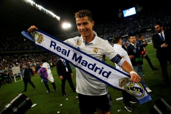 Ronaldo stelt promotietoer in Londen uit na aanslag in Manchester