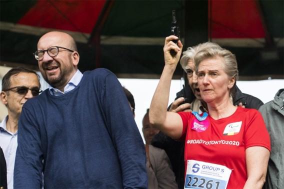 Medische behandeling voor premier Michel na schot prinses Astrid