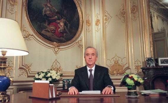 Franse ex-premier Balladur in staat van beschuldiging gesteld in dossier Karachi