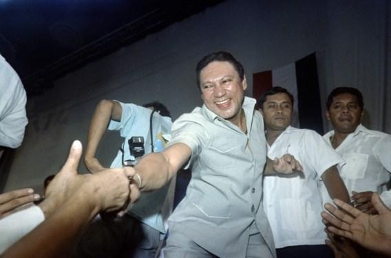 Panamese ex-dictator Manuel Noriega overleden