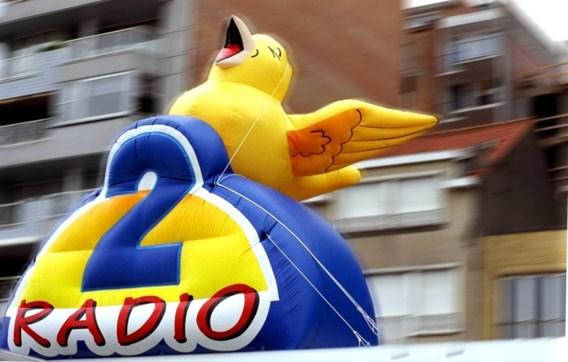 Radio 2 blijft grootste radiozender van Vlaanderen