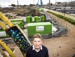 Revolutionair Gents woonproject wint De Standaard klimaattrofee