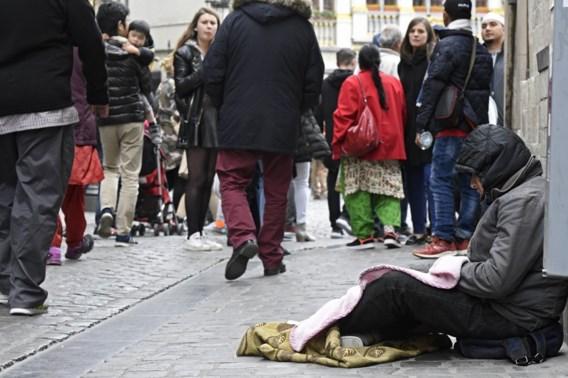 Somers verbiedt bedelen in centrum Mechelen