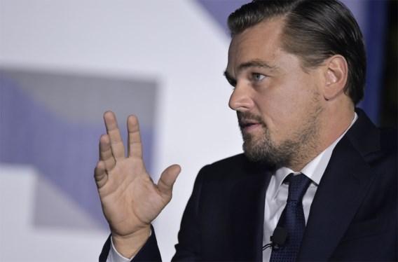 DiCaprio: 'Onze toekomst op deze planeet is nu meer dan ooit in gevaar'
