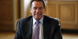 Schwarzenegger aan Trump: 'Enkel ik kan terug in de tijd gaan'