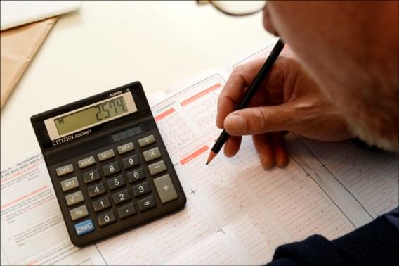 Hoeveel belasting moet ik als zelfstandige betalen als ik mijn groepsverzekering opneem op 65 jaar?