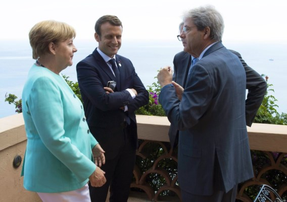 Berlijn, Parijs en Rome willen niet opnieuw onderhandelen over akkoord