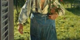 'De oude tuinman' (1886)Emile Claus