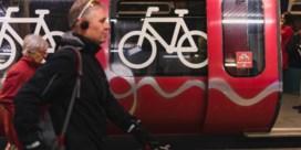 Kopenhagen, de stad waar de files op het fietspad staan
