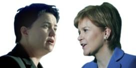 Sleet op Schotse nationalisten